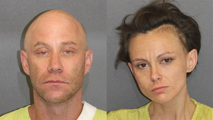 Marty Brandon Tisdale & Jacquelyn Nicole Willging (MCSO)