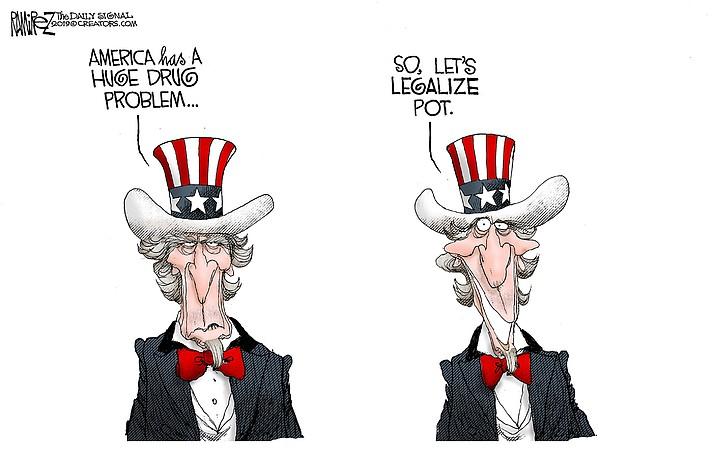 Editorial cartoon(2): Sept. 11, 2019