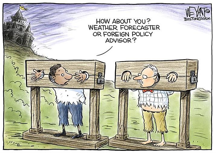 Editorial Cartoon | Sept. 13, 2019