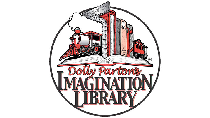 Come celebrate the launch of Dolly Parton's Imagination Library, Sept. 14