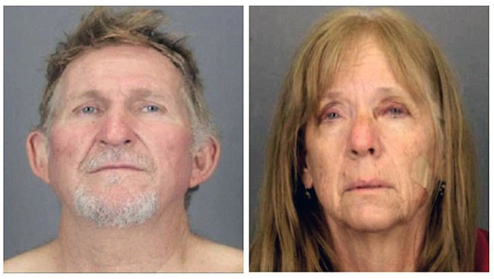Blane and Susan Barksdale, escapees wanted for murder, were captured at a home in Punkin Center northeast of Phoenix on Wednesday, Sept. 11.