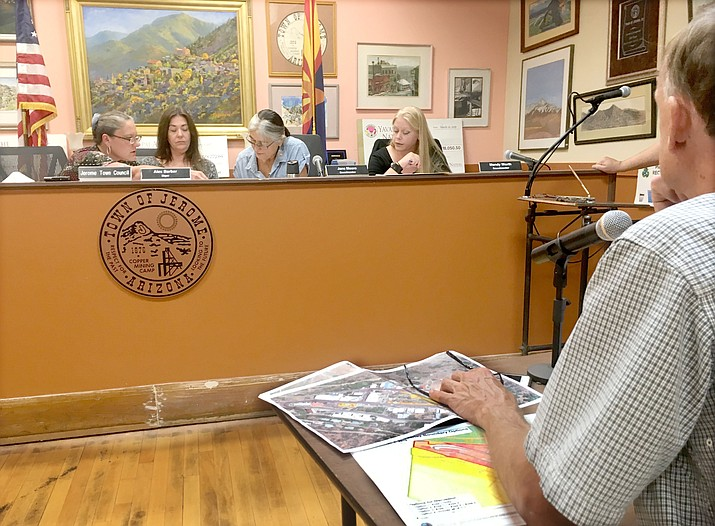 Council undecided if Jerome residents should pay to park