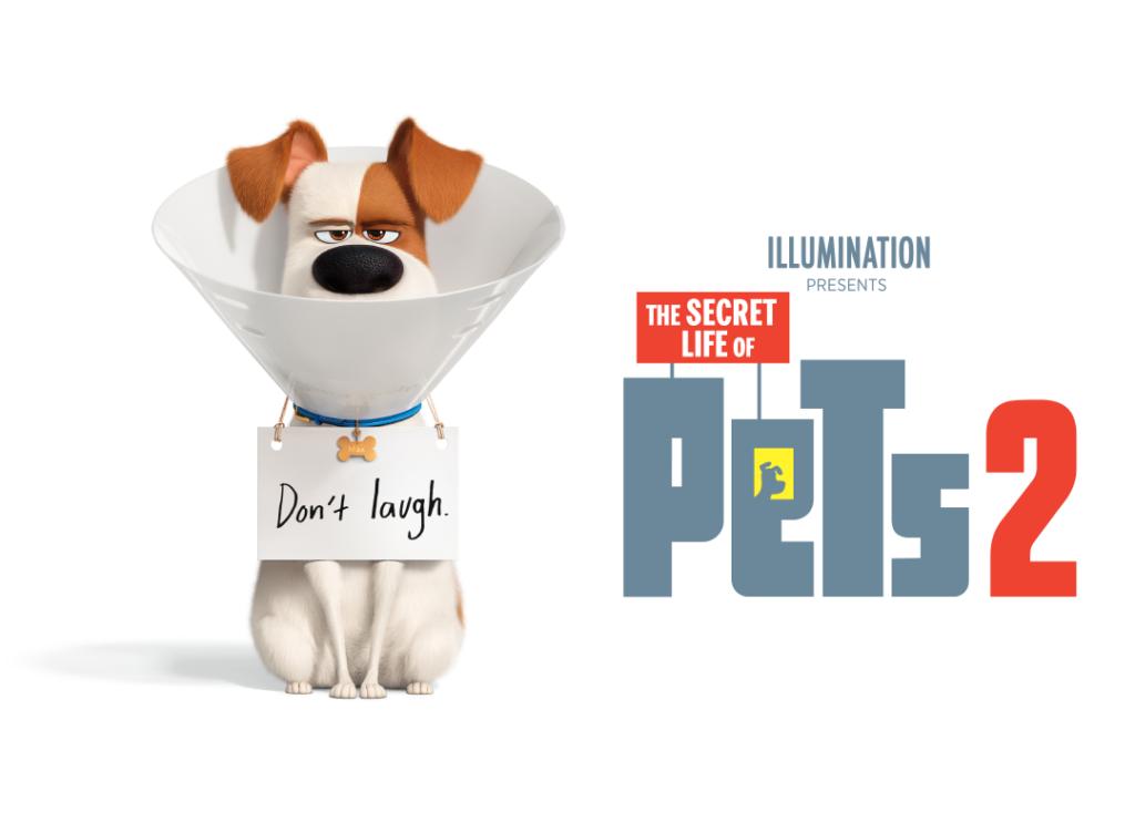 Free Movie Night: The Secret Life of Pets 2, Sept. 16