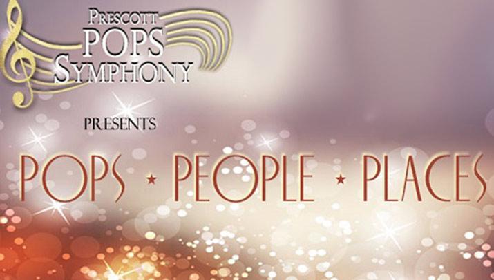 "Prescott POPS Symphony Season presents ""Pops, People, Places"" Sept. 15"