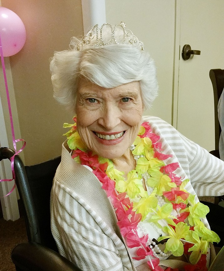 Jeanie Miller celebrated her 100th birthday, Saturday, July 20, 2019. (Courtesy)