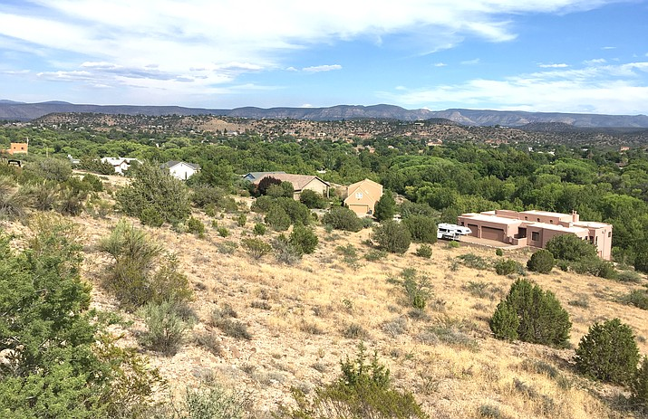 "Arizona Department of Water Resources Public Information Officer Shauna Evans said that there ""are not any issued adequate or inadequate water determinations for subdivisions near the proposed developments at Bice Road nor Dave Wingfield Road."" VVN/Bill Helm"