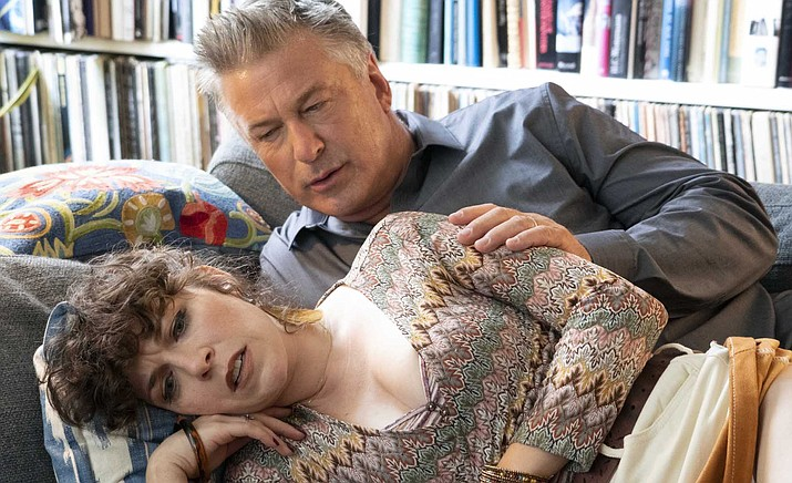"""""""Before You Know It"""" features an award-winning, all-star ensemble cast, including Judith Light, Mandy Patinkin, Alec Baldwin, Hahhah Pearl Utt, Jen Tullock and Mike Colter."""
