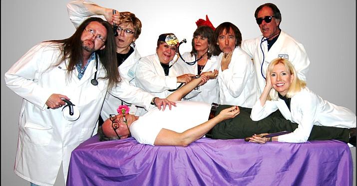 The super minds of Zenprov Comedy are Derek Dujardin, Shaeri Richards, Chris Redish, Tom Shoemaker, Shaunn Cochran, Betty Testa, Linda Roemer and Mary Carder.