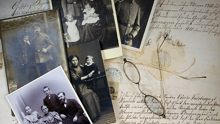 Get assistance researching your genealogy, Sept. 19
