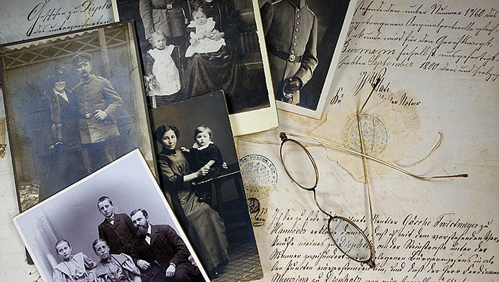Get assistance with your genealogy research from a member of the Northern Arizona Genealogical Society at the Prescott Public Library on Thursday, Sept. 19. (Stock image)