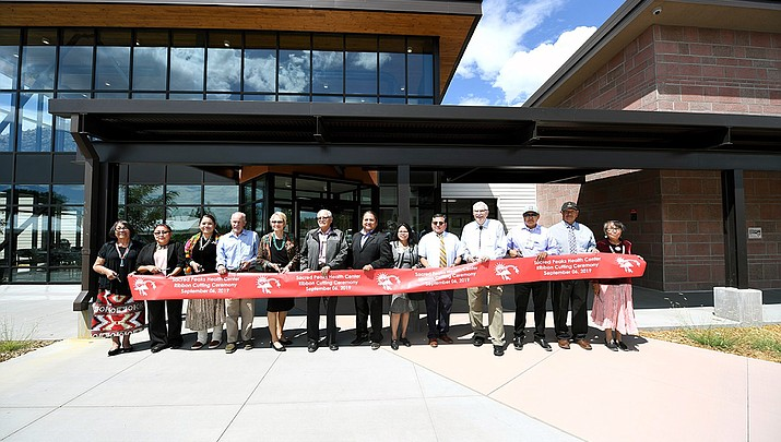 Sacred Peaks Health Care Center opens new location in Flagstaff