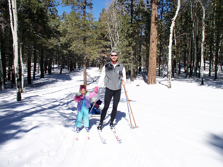 Arizona Nordic Village is offering discounted prices across all season pass categories. (Photo/Arizona Nordic Village)