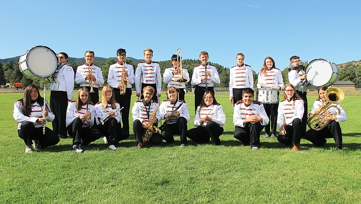 Making some noise: Vikings band regroups for new marching season