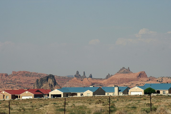 Photo courtesy of the Navajo Nation's Speaker's Office