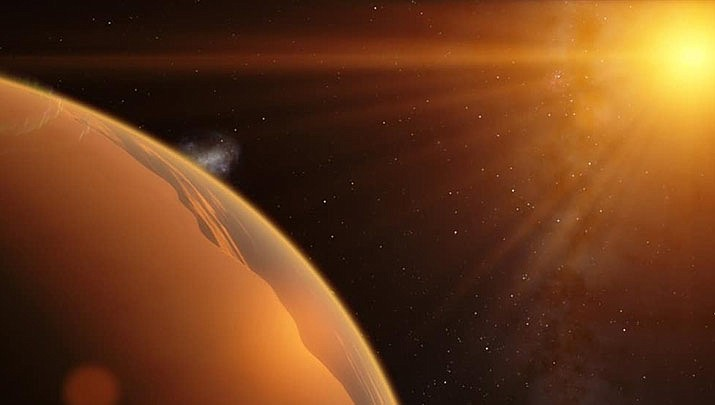 Beyond Our Solar System: Exploring Alien Worlds is at the Jim and Linda Lee Planetarium in Prescott from 3 to 4 p.m. on Sunday, Sept. 21. (Jim and Linda Lee Planetarium)