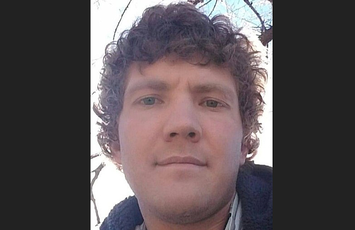 Prescott Valley resident Ryan A. Jones has been missing since Aug. 12, 2019. Anyone with information on his whereabouts is encouraged to contact the Prescott Valley Police Department. (PVPD/Courtesy)