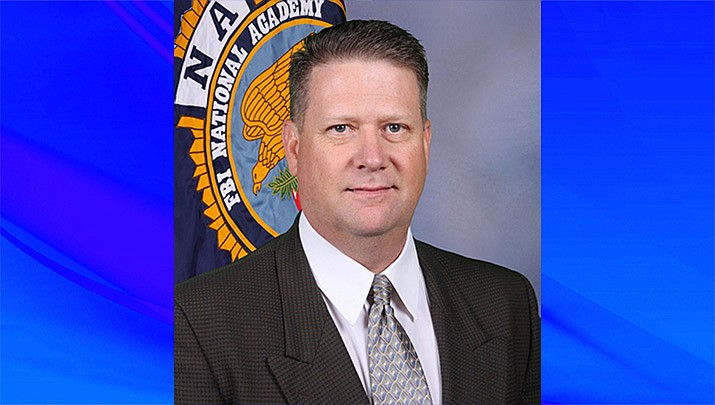 Steven Roser, currently a shift commander with the City of Phoenix Police Department, will join the Prescott Valley Police Department on Nov. 4 as its new chief. (Courtesy)