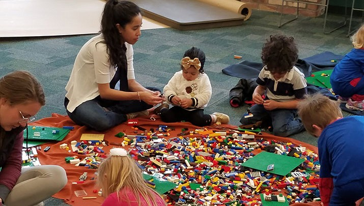 The LEGO Expo will be held at the Prescott Public Library, 215 E. Goodwin St. from 4 to 5 p.m. on Tuesday, Sept. 24. (Courtesy file)