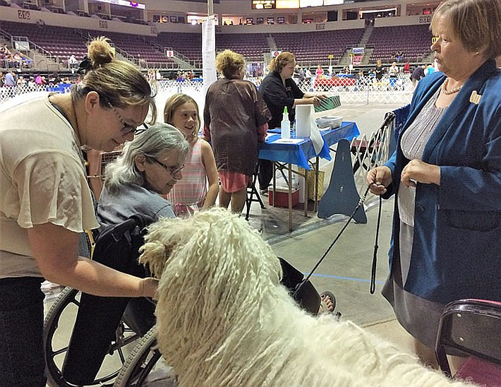 Prescott Arizona Kennel Club Dog Show, Friday through Sunday, 9 a.m. Sept. 20-22, Findlay Toyota Center, 3201 N. Main St., free to spectators with $5 parking. www.prescottarizonakennelclub.com.