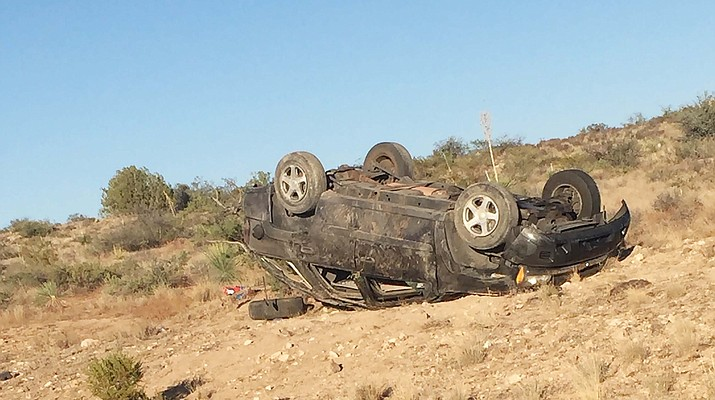 Sedona woman killed in Beaverhead Flat rollover