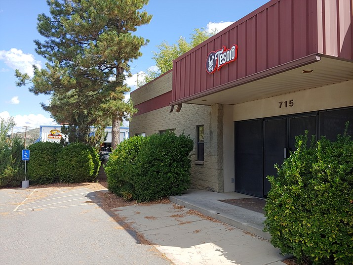 Tesoro Electronics, a Prescott-based metal-detector and supply company at 715 White Spar Road, has closed permanently but is honoring repair orders filed before it shut down this summer. (Doug Cook/Courier)
