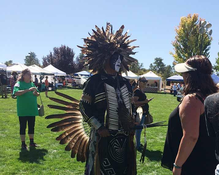 Prescott Powwow a celebration of Native American culture