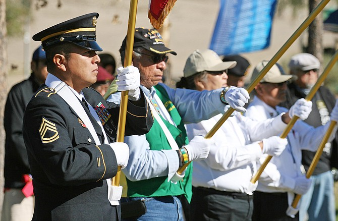 Verde Independent urges veterans to share their stories