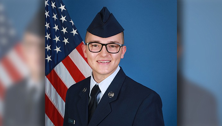U.S. Air Force Airman Kane O. Eubanks (U.S. Air Force photo)