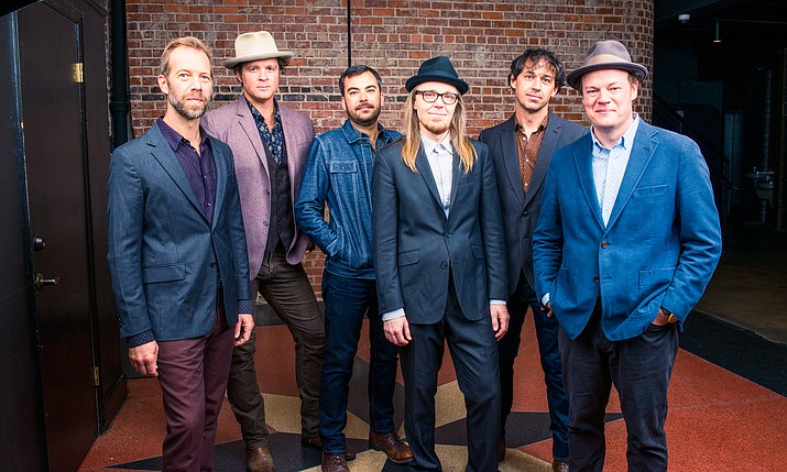 The Steep Canyon Rangers will be performing progressive bluegrass at the Yavapai College Performing Arts Center Saturday, Sept. 28 at 7:30 p.m. (Courtesy)