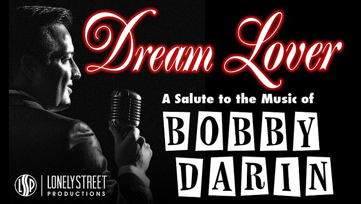 Come enjoy the music of Bobby Darin at the Elks Theatre Performing Arts Center, 117 E. Gurley St. in Prescott at 7 p.m. on Saturday, Sept. 28. (Lonely Street Productions, Elks Theatre Performing Arts Center)