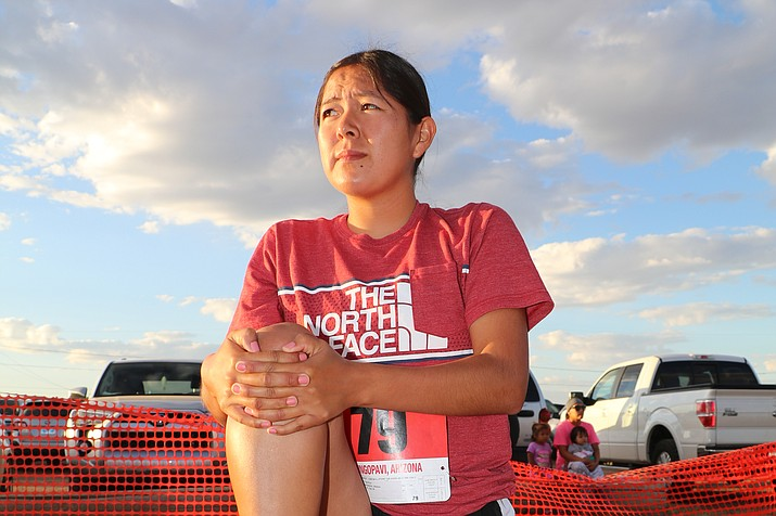 The 46th annual Louis Tewanima Footrace was held Sept. 6 in the village of Shungopavi, Second Mesa, on the Hopi Reservation. (Photos/Jasper Howe)