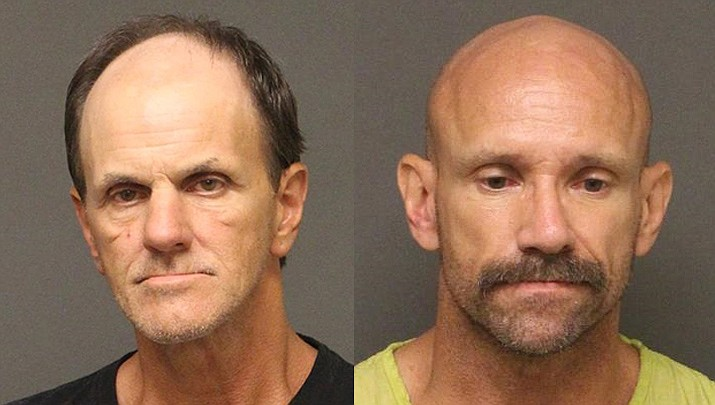 Michael James Lewis & Richard Paul Wright (MCSO)