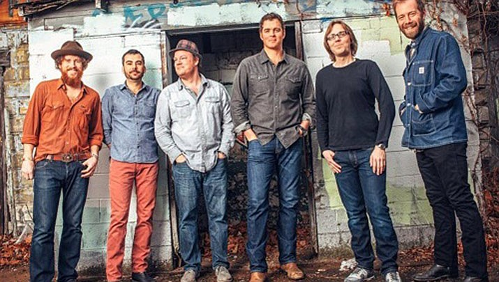 Steep Canyon Rangers perform at Yavapai College Performing Arts Center, 1100 E. Sheldon St. in Prescott at 7:30 p.m. on Saturday, Sept. 28. (Yavapai College Performing Arts Center)