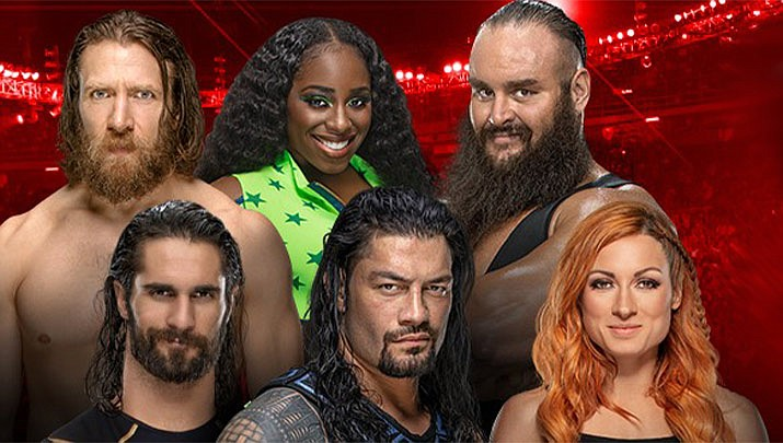 Your favorite WWE Superstars take over Findlay Toyota Center, 3201 N. Main St. in Prescott Valley at 7:30 p.m. on Saturday, Sept. 28. (WWE)