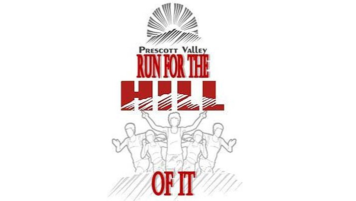 Join the Prescott Valley Parks and Recreation Department for their Glassford Hill 5/10K Run for the Hill of It! on Saturday, Oct. 5. (Prescott Valley Parks and Recreation)