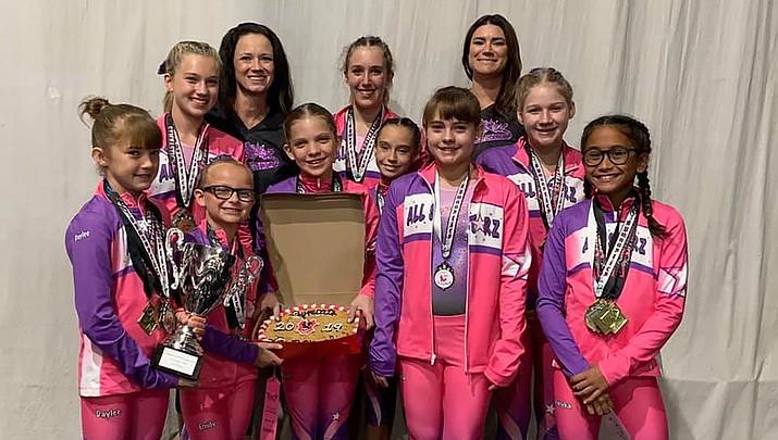 The gold team (courtesy photos)