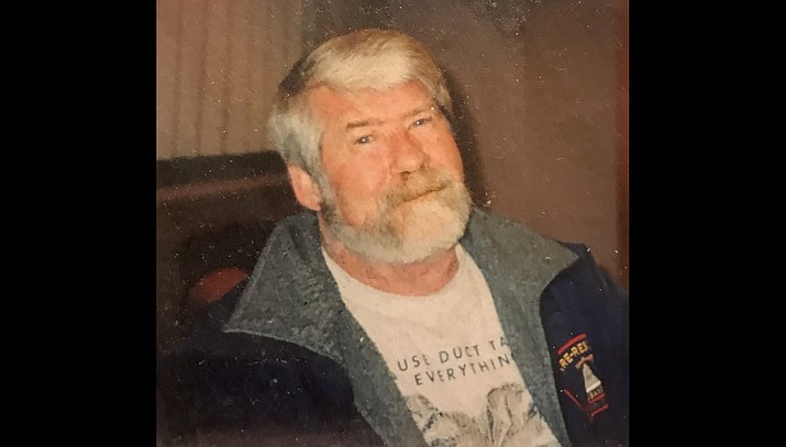 The Mohave County Sheriff's Office is requesting public assistance in locating at-risk, 70-year-old Bruce Downey, who may also use the name Sam White.