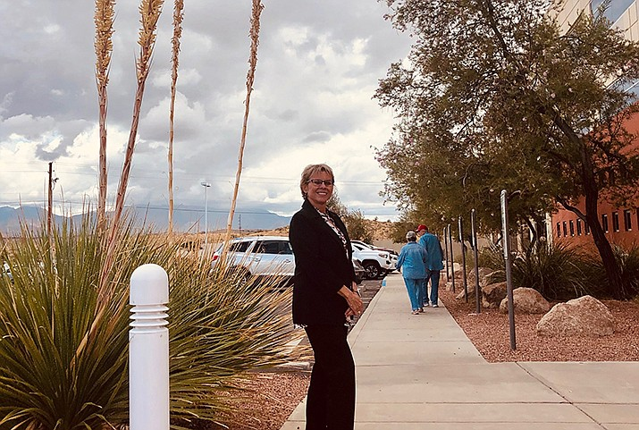 Mohave County Board of Supervisors Chair and District 2 Supervisor Hildy Angius will seek a third term.