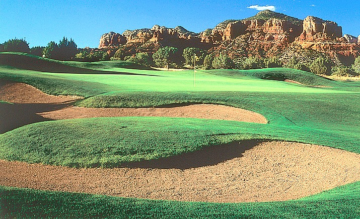 Water is the biggest resource use for a golf course in the desert, and Sedona Golf Resort works to be as efficient as possible.