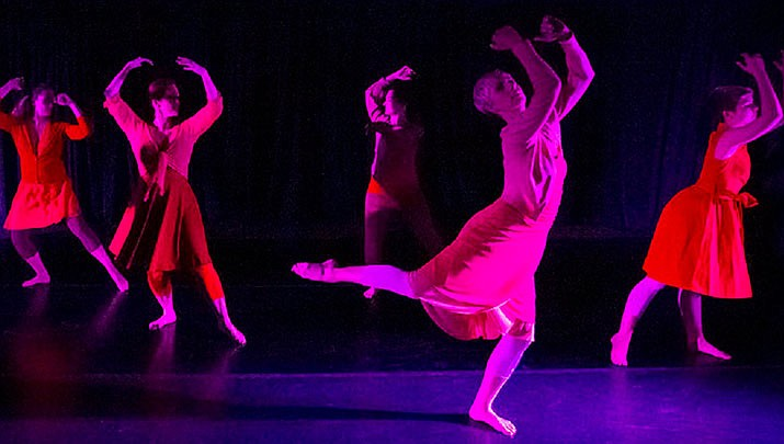 The 2019 Arizona Dance Festival is taking place at Yavapai College Performing Arts Center, 1100 East Sheldon Street in Prescott at 7 p.m. on Friday and Saturday, Oct. 4 and 5. (Yavapai College Performing Arts Center)