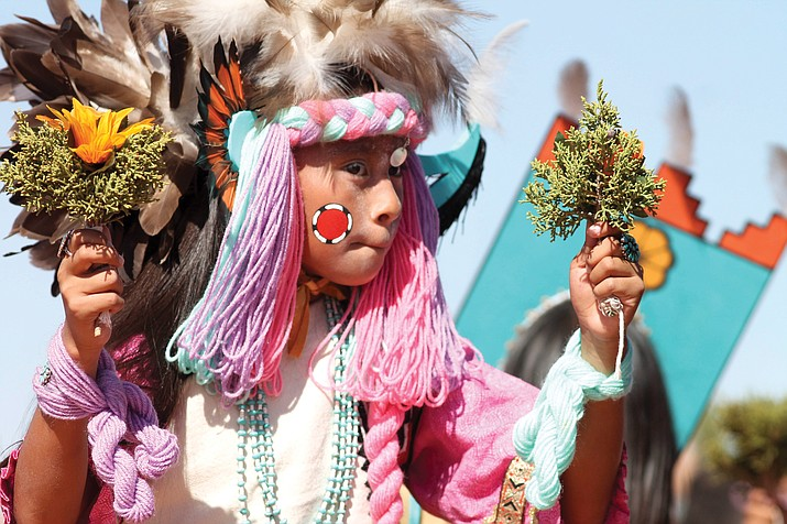 The 51st annual Western Navajo Nation Fair will be held Oct. 10-13 along with the annual Hopi Tuuvi Gathering which kicks off Oct. 12. (Loretta Yerian/NHO)