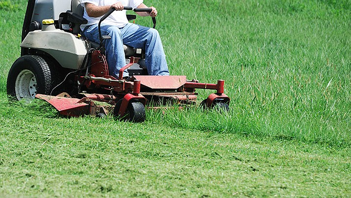 A Wisconsin appeals court has ruled that operating a riding mower while drunk carries the same penalties as driving a car while intoxicated. (Stock image)
