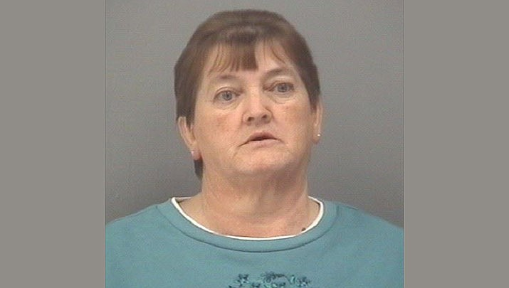 Donna Mae Goodsell violated probation by spending money on bingo when she owes $19,000 to two townships in Montcalm County. (Montcalm County Sheriff's Office, Facebook)