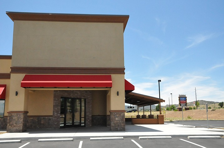 The former Native Grill & Wings, 5533 E. Highway 69 in the Crossroads shopping center, has been sold, the Town of Prescott Valley confirmed this past week. (Doug Cook/Courier, file)