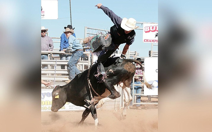 Oct. 11-12, Cliff Castle Casino Hotel's Stargazer Pavilion will be the home of the annual Bull Bash, in conjunction with Fort Verde Days. VVN/Bill Helm