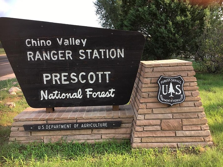 The Chino Valley Ranger District office will be closed for renovations starting Oct. 21, 2019. (Prescott National Forest/Courtesy)