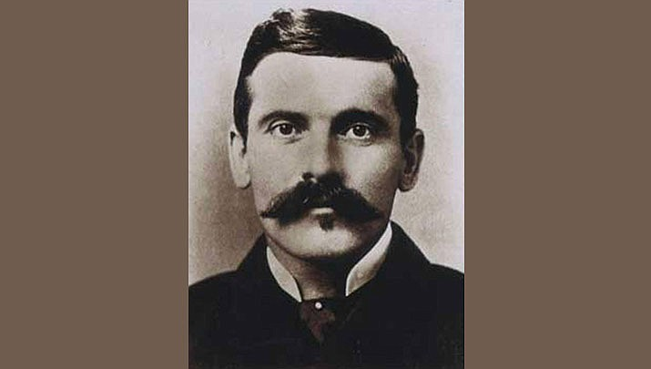 Wyatt Earp, great-nephew of the famous Old West deputy sheriff of Pima County, will recount a unique story in the life of the West's most famous dentist, Doc Holliday, and explore his journey from healer to killer at the Phippen Museum's Third Thursday dinner program taking place at 5:30 p.m. Thursday, Oct. 17, at the museum, 4701 Highway 89.