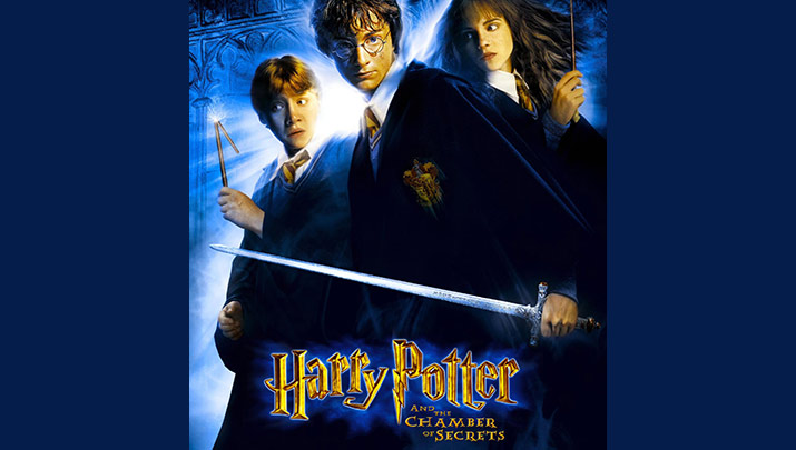 Movies at the Elks: Harry Potter & the Chamber of Secrets, Oct. 9