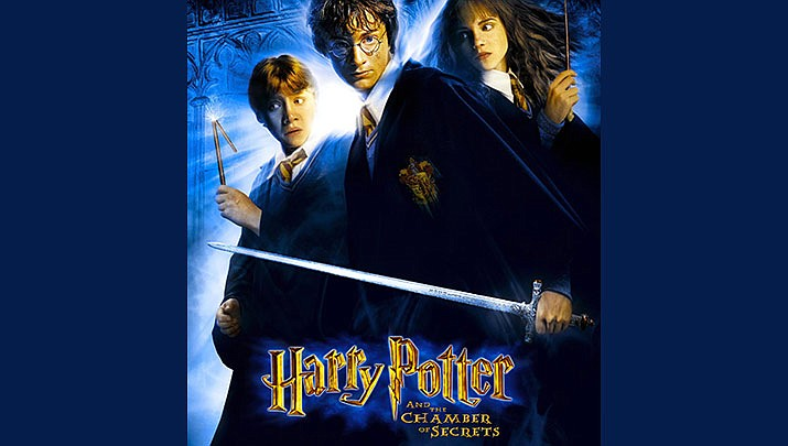 Harry Potter & the Chamber of Secrets is playing at the Elks Theatre and Performing Arts Center at 7 p.m. on Wednesday, Oct. 9. (Warner Bros.)