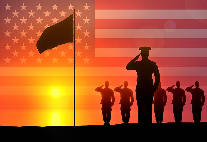 Servicemen and women who are interested in submitting the history of their service to America and photos for a special section published in The Daily Courier may send their information by email to editorial@prescottaz.com or use the online form at dcourier.com/veterans. Or veterans may bring or mail their information to: Courier Veterans Day Tribute, 8307 E. Highway 69, Suite B, Prescott Valley AZ 86314. (Courier stock photo)
